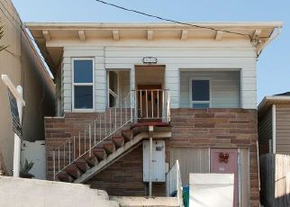 Foreclosed Home in CAINE AVE, San Francisco, CA - 94112