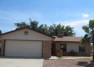 Foreclosed Home in TAHOKA AVE, El Paso, TX - 79936