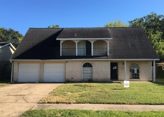 Foreclosed Home in SAGEYORK DR, Houston, TX - 77089
