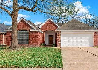Foreclosed Home in BAKER LAKE DR, Spring, TX - 77386