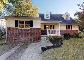 Foreclosed Home en MARION RD, Glen Burnie, MD - 21061