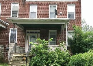 Casa en ejecución hipotecaria in Baltimore, MD, 21215,  WICHITA AVE ID: F4310664