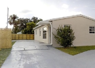 Foreclosed Home in N 69TH TER, Hollywood, FL - 33024