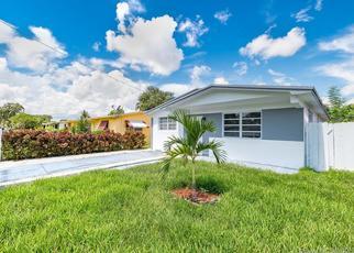 Foreclosed Home in NE 186TH TER, Miami, FL - 33179