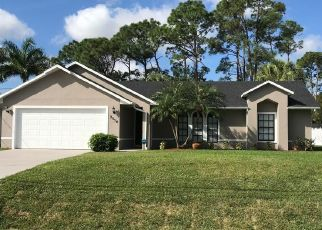 Foreclosed Home in SW VITTORIO ST, Port Saint Lucie, FL - 34953