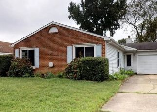 Foreclosed Home en TURTLE ROCK TRCE, Chesapeake, VA - 23320