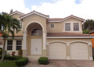 Foreclosed Home in SW 166TH CT, Miami, FL - 33193