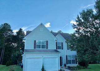 Foreclosed Home in WATERS TRAIL DR, Charlotte, NC - 28216