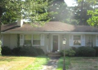 Foreclosed Home in S TAYLOR ST, Rocky Mount, NC - 27803