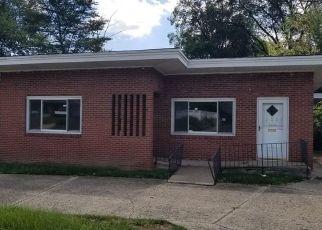 Casa en ejecución hipotecaria in Anderson, IN, 46016,  NICHOL AVE ID: F4312671
