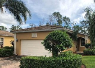 Foreclosed Home en CORTONA WAY, Naples, FL - 34120