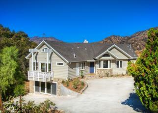 Foreclosed Home en FARNHAM RD, Ojai, CA - 93023
