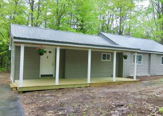 Foreclosed Home in BENSON RD, Manchester, ME - 04351