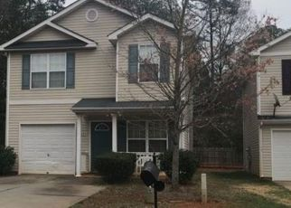 Foreclosed Home in REID OAKS DR, Charlotte, NC - 28208