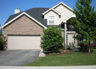Foreclosed Home in IONE ST, Plainfield, IL - 60585