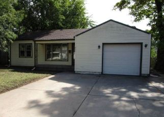 Foreclosed Home in W BENWAY ST, Wichita, KS - 67217