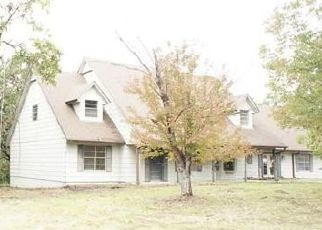 Foreclosed Home in S 36300 RD, Cleveland, OK - 74020