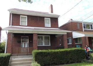Foreclosed Home en STANTON CT W, Pittsburgh, PA - 15201