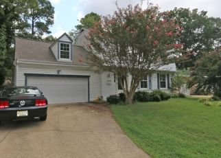 Foreclosed Home in ORANGE PLANK RD, Hampton, VA - 23669