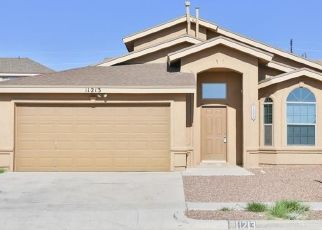 Foreclosed Home in DUSTER DR, El Paso, TX - 79934