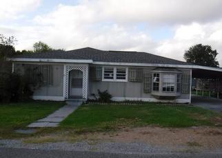 Foreclosed Home in N CAROL ST, Lockport, LA - 70374