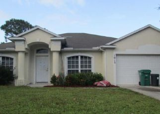 Foreclosed Home in SW COLEMAN AVE, Port Saint Lucie, FL - 34953