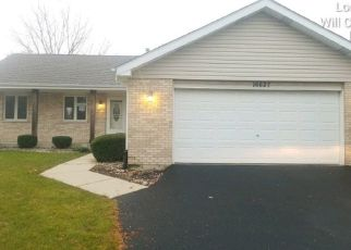 Foreclosed Home in W MONTAUK DR, Lockport, IL - 60441