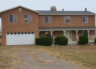 Foreclosed Home en V HILL RD, Edgewood, NM - 87015