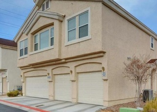 Foreclosed Home in COLOR UP CT, Las Vegas, NV - 89122