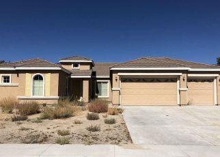 Foreclosure Home in Dayton, NV, 89403,  CRABAPPLE LN ID: F4318486