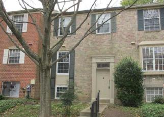Foreclosed Home en BRIDLEREIN TER, Columbia, MD - 21044