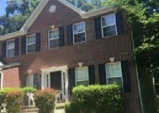 Foreclosed Home en PARKER LN, Clinton, MD - 20735