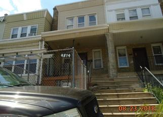 Foreclosed Home in GRANSBACK ST, Philadelphia, PA - 19120