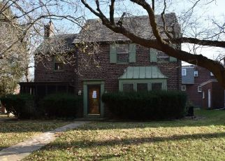 Foreclosed Home in N WEST ST, Wilmington, DE - 19802