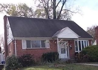 Casa en ejecución hipotecaria in Montgomery Condado, MD ID: F4319730