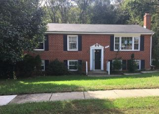 Foreclosed Home en BUTLERS BRANCH RD, Clinton, MD - 20735