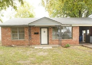 Foreclosed Home in S 67TH EAST AVE, Tulsa, OK - 74112