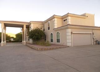 Foreclosed Home in WILD SAGE CT, El Paso, TX - 79932