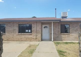 Foreclosure Home in El Paso, TX, 79924,  AQUAMARINE ST ID: F4320457