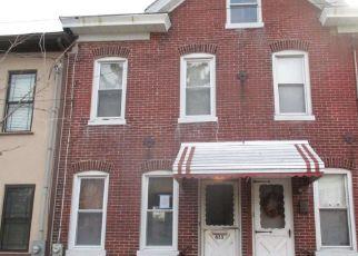 Foreclosed Home in CHERRY ST, Trenton, NJ - 08638