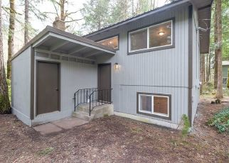 Foreclosed Home in E PINEWOOD LN, Rhododendron, OR - 97049