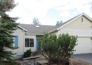 Foreclosed Home in VICTORIA FALLS DR, Redmond, OR - 97756