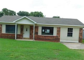 Foreclosed Home in E GARDNER ST, Pauls Valley, OK - 73075