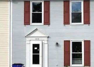 Foreclosure Home in Frederick county, MD ID: F4321653