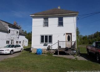 Foreclosed Home in CHAPMAN RD, Presque Isle, ME - 04769