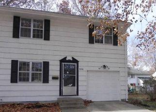 Foreclosed Home in HEMLOCK ST, Overland Park, KS - 66212