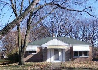 Casa en ejecución hipotecaria in Homewood, IL, 60430,  WESTERN AVE ID: F4321982