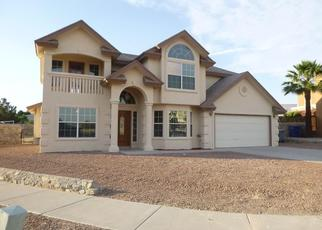 Foreclosed Home in PASEO GRANDE ST, El Paso, TX - 79928