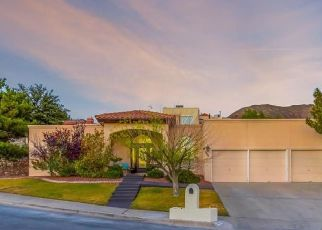 Foreclosed Home in SPRING CREST DR, El Paso, TX - 79912