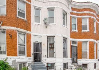 Foreclosed Home en W NORTH AVE, Baltimore, MD - 21217
